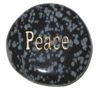 Peace Word Stone
